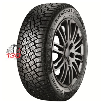 Continental IceContact 2 255/40 R19 T 100