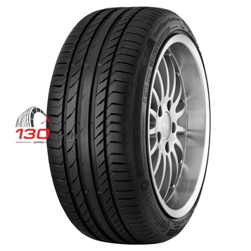 Continental ContiSportContact 5 245/40 R17 W 91