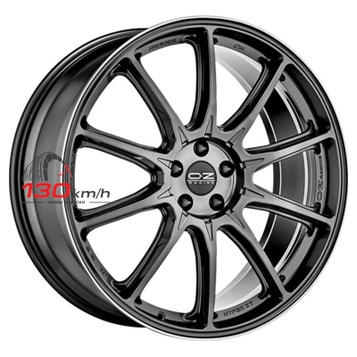 OZ Hyper XT HLT 9Jx20 5x108 ET 42 d63,4 Star Graphite Diamond Lip Литой