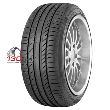 Continental ContiSportContact 5 SUV 255/50 R19 W 107