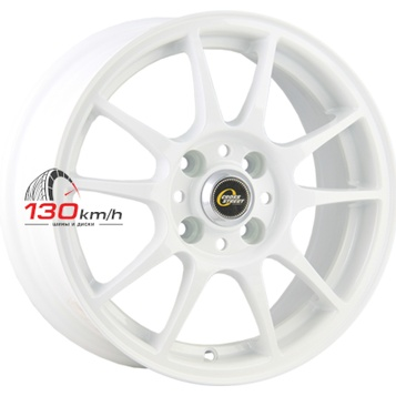 CrossStreet CR-07 6,5Jx16 5x108 ET 50 d63,3 White Литой