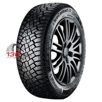 Continental IceContact 2 SUV 265/60 R18 T 114