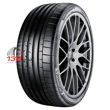 Continental SportContact 6 285/35 ZR22 (Y) 106